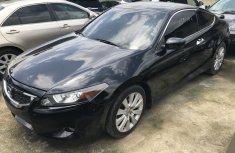 Sparkling black 2009 Honda Accord for sale