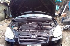 Hyundai Accent 2004 GT Black for sale