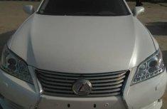Lexus ES 2012 350 White for sale