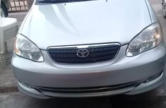 Toyota cCorolla Sport 2003 Silver