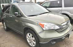 Neatly Nigerian Used 2009 Honda CR-V