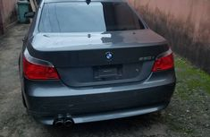 BMW 2006 550I with both Automatic and Manual Gear