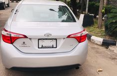Like Brand New 2015 Toyota Corolla