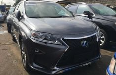 Selling 2014 Lexus RX in good condition at price ₦10,500,000