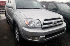 Toyota 4-Runner 2004 Grey for sale
