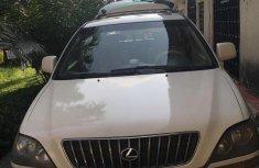 Lexus RX 2002 White for sale