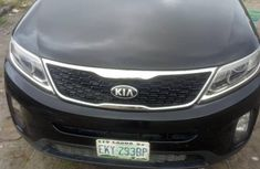 Kia Sorento 2013 Black for sale
