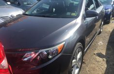 Sell grey 2014 Toyota Camry automatic at mileage 0 in Lagos
