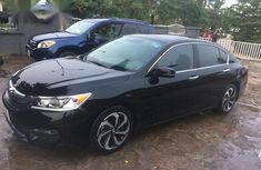 Honda Accord 2016 Black