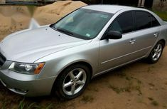 Authentic used 2007 Hyundai Sonata automatic at mileage 70,000