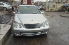 2006 Mercedes-Benz C230 Silver for sale