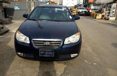 Hyundai Elantra 2008 Blue for sale