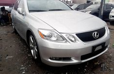 Sell authentic used 2008 Lexus GS in Lagos