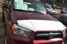 Toyota 4-Runner 2012 Red for sale