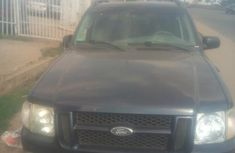 Need to sell high quality blue 2003 Ford Explorer automatic in Lagos