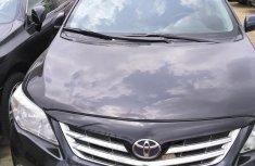 Toyota Corolla 2012 Black color for sale