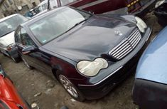 Mercedes-Benz C240 2003 Blue for sale