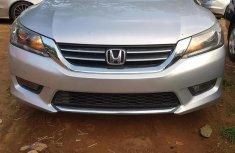 Honda Accord 2015 Silver for sale