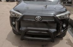 Toyota 4-Runner 2017 Black for sale