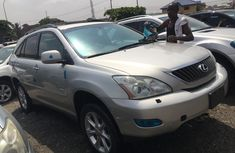 Need to sell super clean grey 2008 Lexus RX