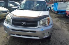 Toyota RAV4 2.0 Automatic 2005 Silver for sale