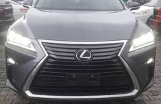 Used 2016 Lexus RX car automatic at attractive price in Lagos