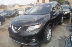 Nissan Rogue 2016 Black for sale