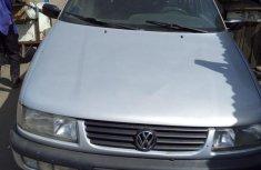 Volkswagen Passat 1997 Silver for sale