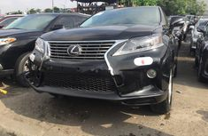 Clean black 2013 Lexus RX car for sale at attractive price