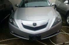 Acura ZDX 2010 Gray color for sale
