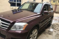 Mercedes-Benz GLK-Class 2010 Beige for sale