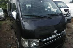Black 2012 Toyota HiAce for sale at price ₦5,000,000