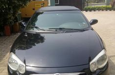Black 2005 Chrysler Sebring sedan automatic at mileage 10,856 for sale