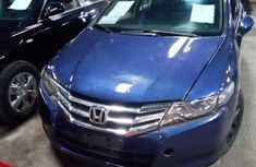 Used blue 2009 Honda City automatic for sale