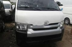 Used white 2012 Toyota HiAce automatic car at attractive price