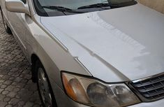 2003 Silver Toyota Avalon for sale in Lagos