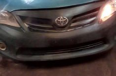 Toyota Corolla 2012 Blue for sale