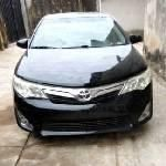 Very sharp neat used 2012 Toyota Camry automatic for sale in Lagos