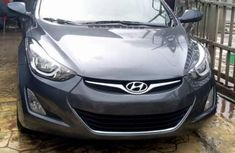 Hyundai Elantra 2015 Gray for sale