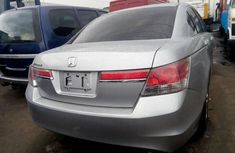 2012 Honda Accord Petrol Automatic