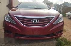 Hyundai Sonata 2011 Red for sale