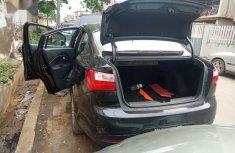 Used black 2014 Kia Rio manual for sale at price ₦850,000