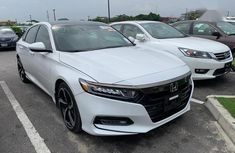 Sparkling 2018 Honda Accord automatic in good condition at price ₦14,500,000