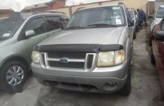 Ford Explorer 2003 Gray for sale