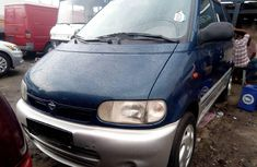 Nissan Serena 2000 Manual green for sale
