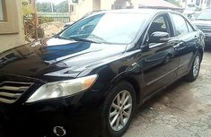 Used black 2011 Toyota Camry automatic car at attractive price