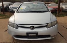 Honda Civic 1.8i-VTEC LXi 2006 Silver for sale