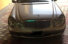 Selling 2003 Mercedes-Benz E320 sedan in good condition at price ₦1,500,000