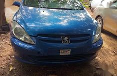 Peugeot 307 2005 2.0 XS Automatic Blue for sale