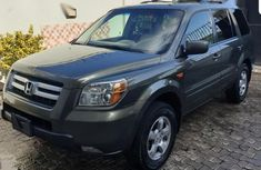 Honda Pilot 2006 EX-L 4x4 (3.5L 6cyl 5A) Green for sale
